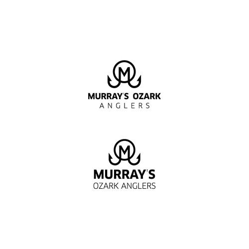 Minimal Logo for a fly fishing company