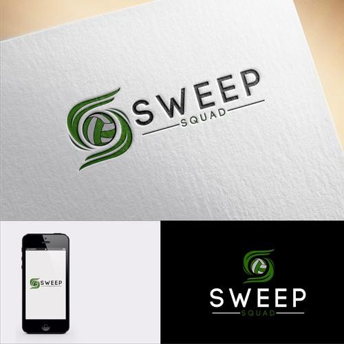 Sweep squad logo
