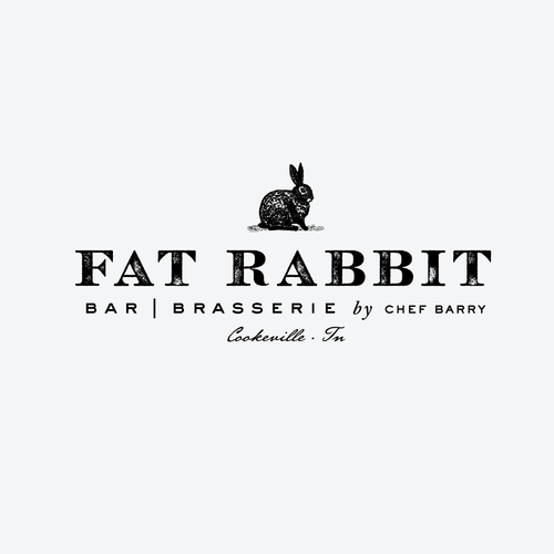 "One of a kind, Unique, Classy, Eye Catching logo for a """"High End"""" Restaurant and Bar! Not a copy & paste logo!"