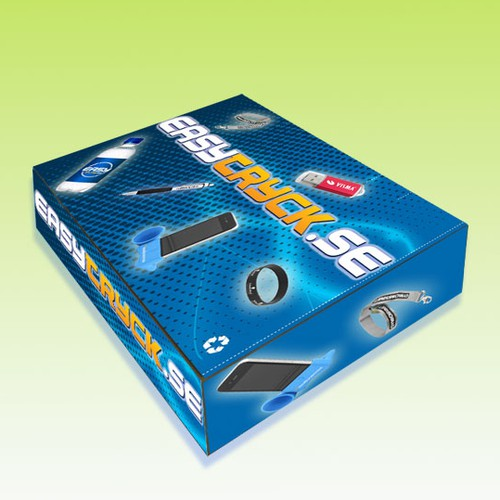 Printing company needs an AWESOME design for various product cartons.