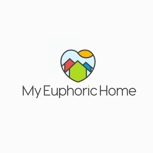 Euphoric Logo Design for Euphoric Home Products