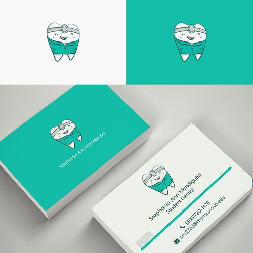 Logo for student dentist