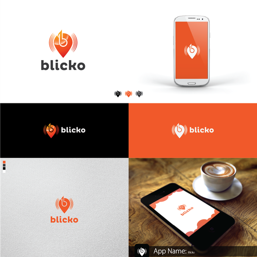 Create the next logo for Blicko