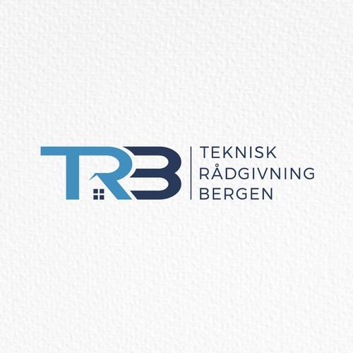 TRB Construction Logo