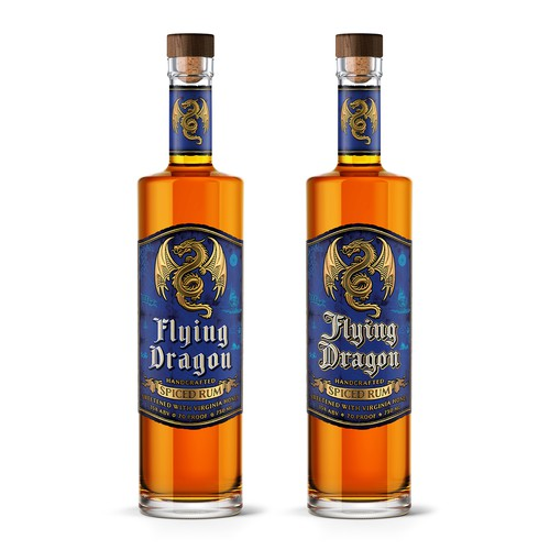 Flying Dragon Spiced Rum
