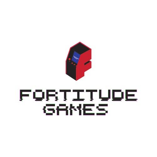 Retro Logo for a game company.