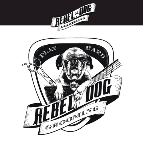 Rebel Dog grooming