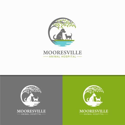 Logo for Mooresville Animal Hospital