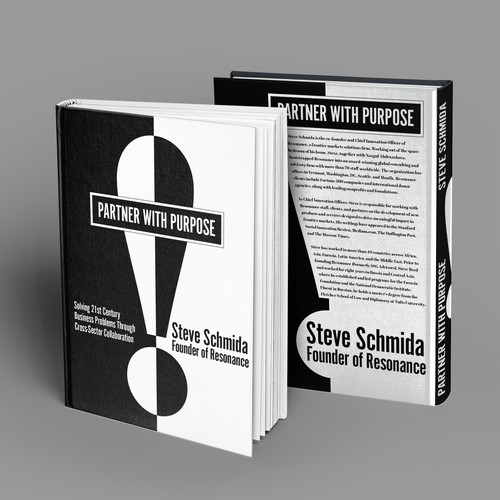Partner With Purpose Book Cover