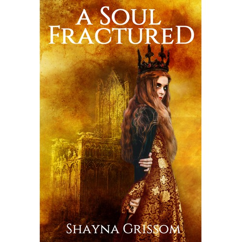 a soul fractured - bookcover