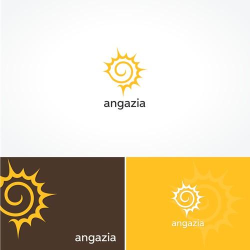 New social enterprise 'Angazia' seeks our first logo!