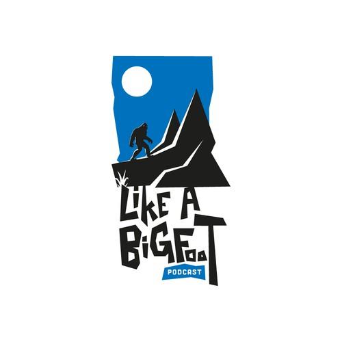 Logo Concept for A Podcast Company