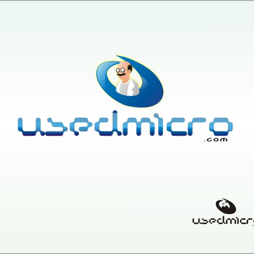 Logo for Refurbished Computer Retail Site