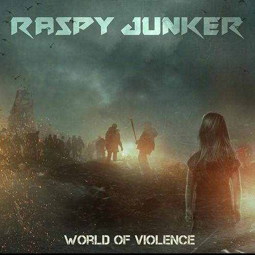 Raspy Junker Album Cover