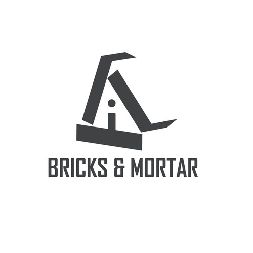Concept for Bricks and Mortar agency