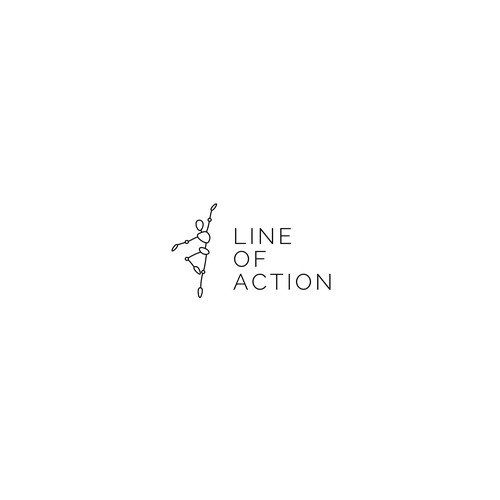 Logo for Line of Action