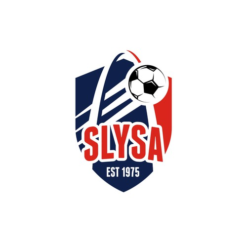 New logo for competitive soccer leagues for boys and girls
