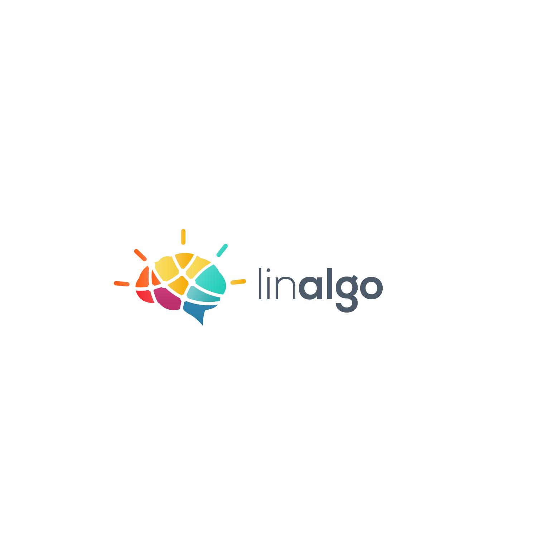 Brand image for AI, machine learning & language company
