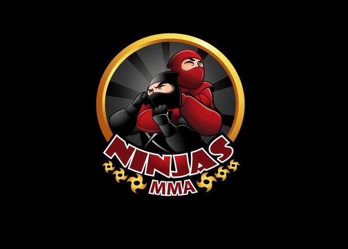Help Ninja MMA / Ninjas MMA, Little Ninjas with a new logo