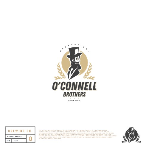 O'Connell brothers - Brewery