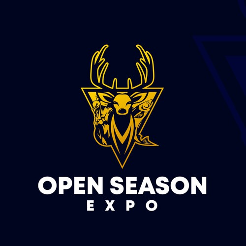 Wild Logo For Open Season Expo