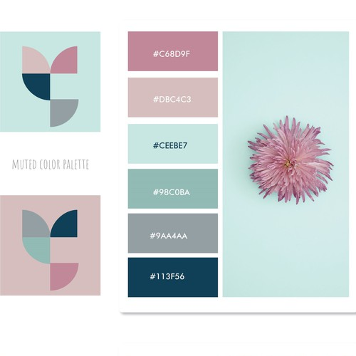 Color palette design