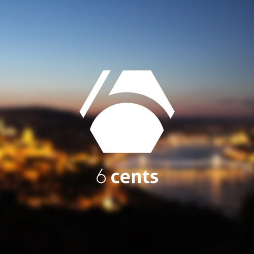 Concept logo for 6 cents