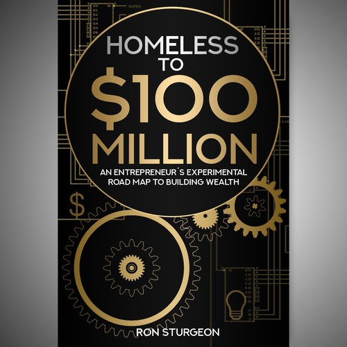 Homeless to 100 million book cover
