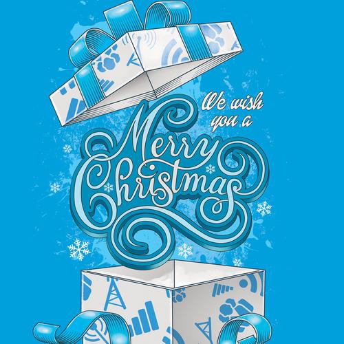 christmas e-card for mobilitie