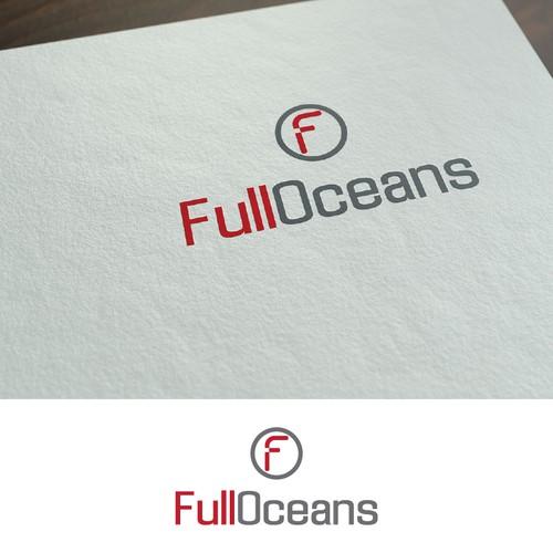 FullOceans - Company logo creation