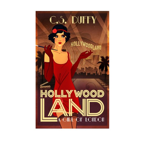 Fun Book about the 1920's Hollywood