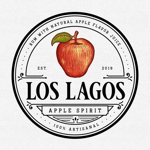 Los Lagos Apple Spirit