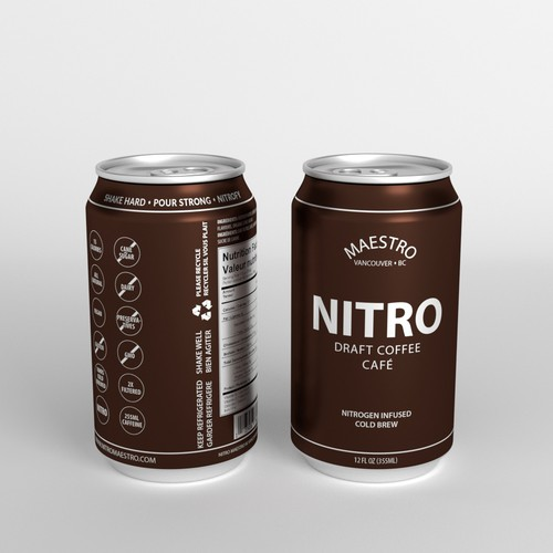 Maestro Draft Coffee
