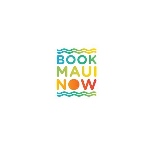 bold modern logo for tour operator in maui