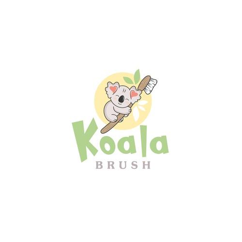 Koala brush