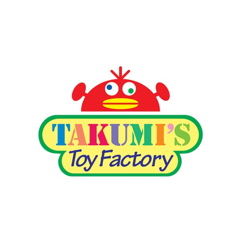 Toy Shop Logo design