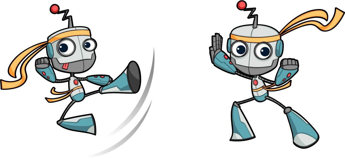 Fun Mascot for a Marketing Company! BONUS: Winner gets extra jobs (logo, designs, and more)!