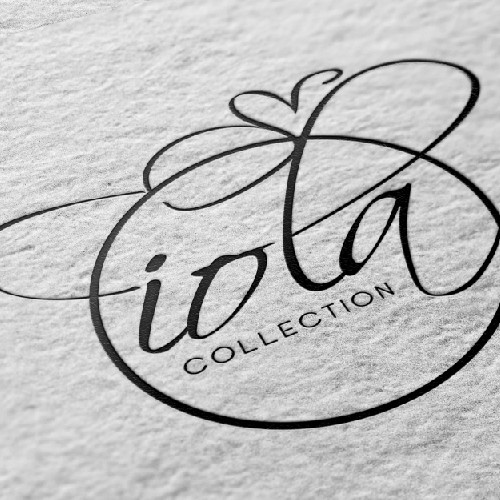 iola collection needs a new logo