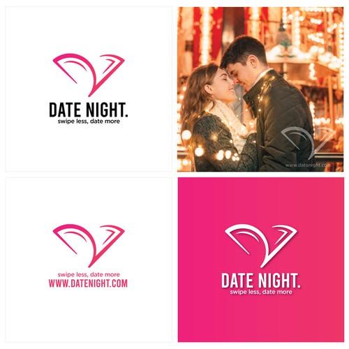 Date Night / DN logo