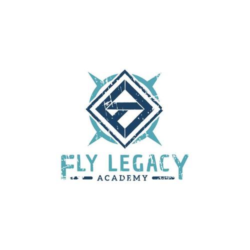 sport academy contest logo