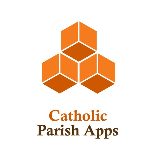 Logo for Catholic Parish Apps in the US
