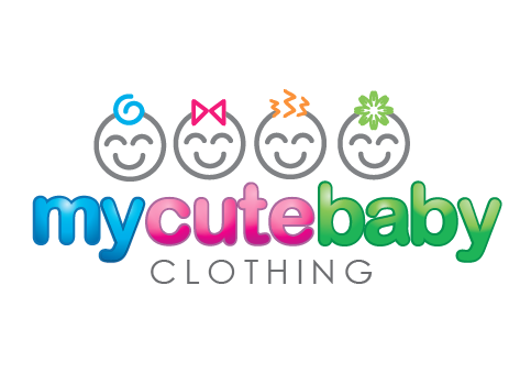 Logo design for online baby clothing