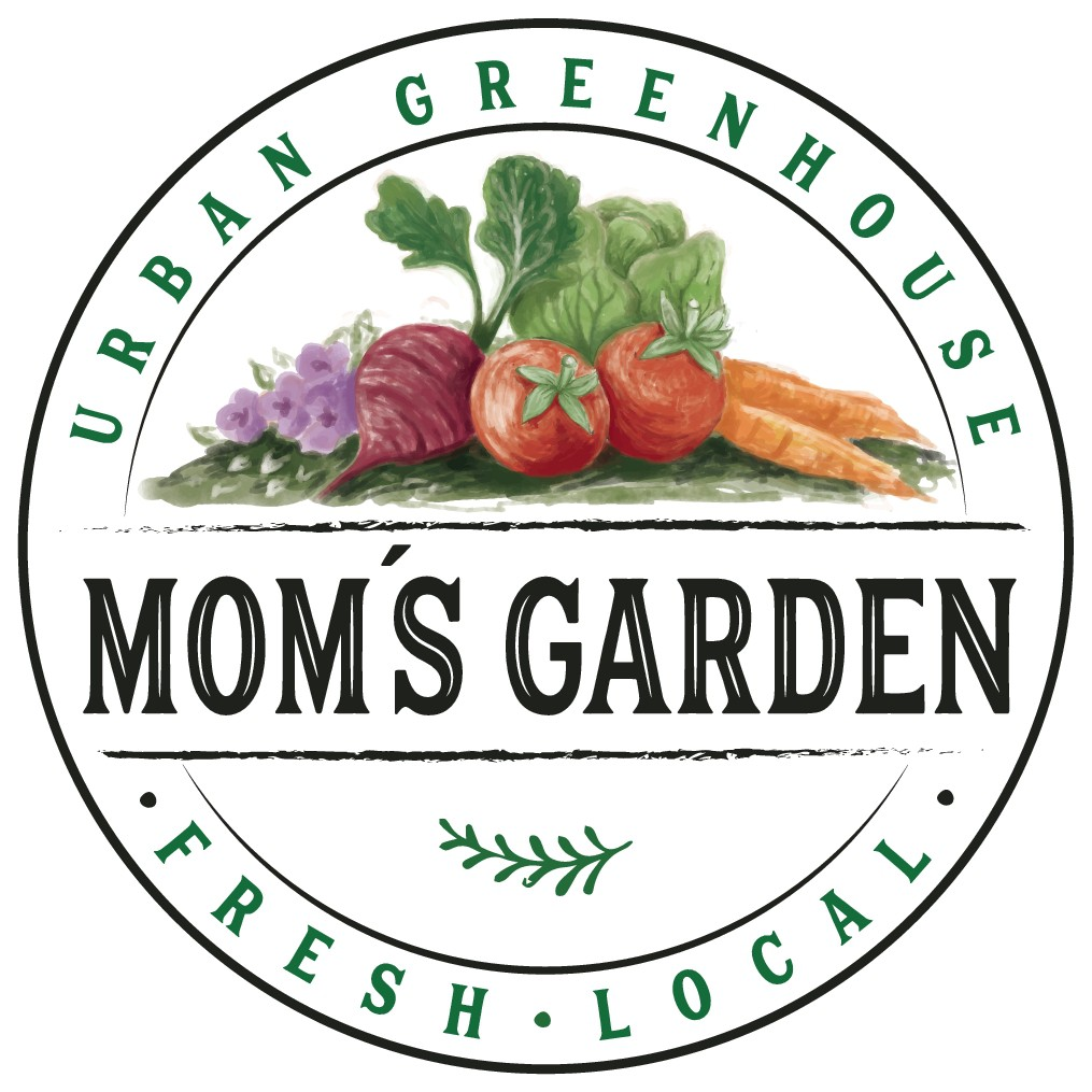 Mom's Garden would dig a new logo.