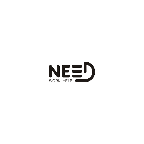 Logo concept for help and support agencies.