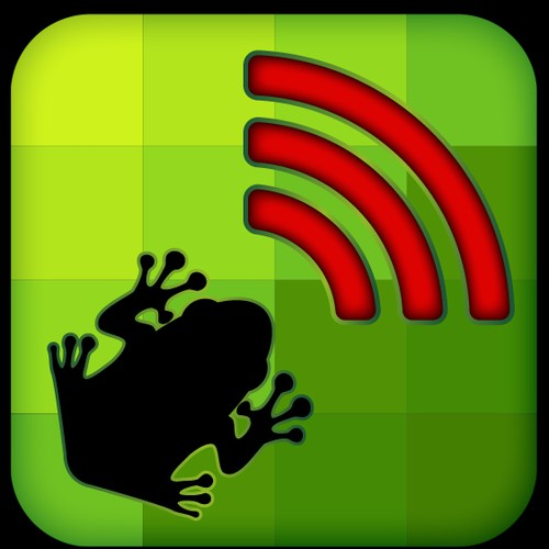 Help Mybullfrog.com  with a mobile app icon design