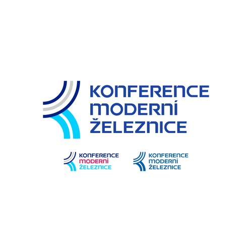 LOGO (modern) for railway conference