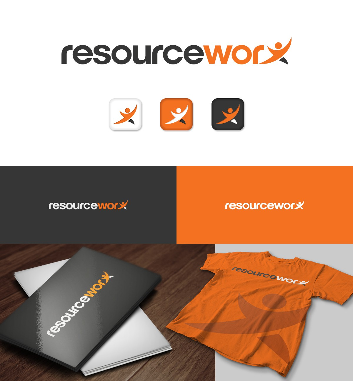 resourceworx needs a new logo