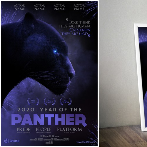 2020: the year of the Panther