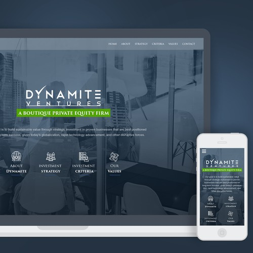 Dynamite Ventures
