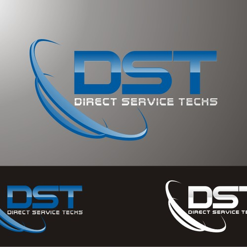 Create the next logo for Direct Service Techs